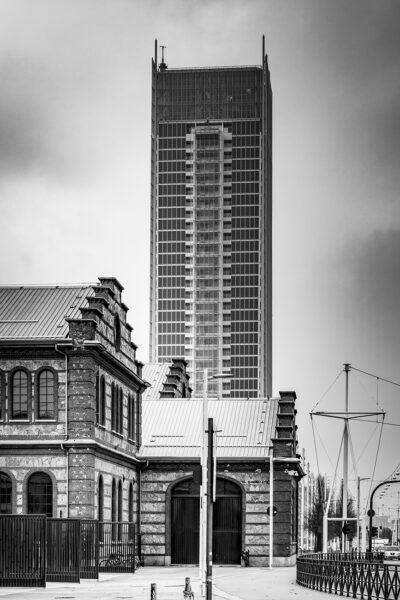 Grattacielo Intesa San Paolo di Renzo Piano-Corso Inghilterra 3